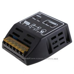 Контроллер заряда для солнечных батарей CMP12 24V 12V 10A