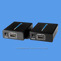 LKV372 HDMI удлинитель по витой паре на расстояние до 60м