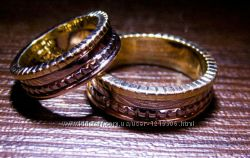 обручальные кольца под заказ. любые