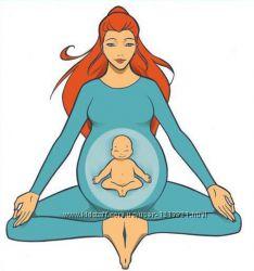 Занятия для беременных, йога для беременных