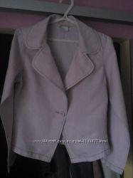 Льняной пиджак Next 11-12 лет.