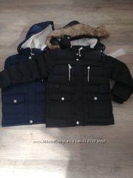 Зимние куртки на мальчика NATURE.