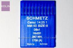 Иглы для промышленных швейных машин SCHMETZ