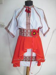 Костюм украинский, любой размер