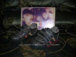 Туфли  кросовки Паблоски 15 см