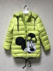 Салатова курточка  Мики Мини