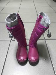 Розовые высокие сапожки BRTC для девочки