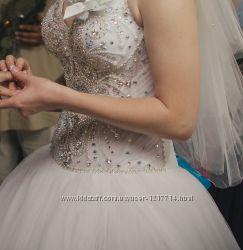 свадебное платье 4246 размер
