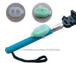 Крепление-чехол для Bluetooth Selfie кнопки силиконовый