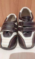 Кожанные туфли Shagovita