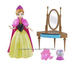 Мини-принцесса Анна  с аксессуарами , Набор подарочный Эльза
