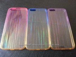 Силиконовые чехлы iphone 55S