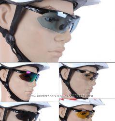 Тактические очки Oakley Sports c 5-ти линзами