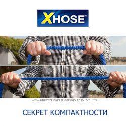 Садовый шланг Magic hose Мейджик-Хоз 45 м. с насадкой