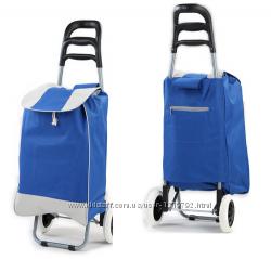 Хозяйственная сумка - тележка на колесиках Перевозчик