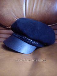 Женская теплая кепка