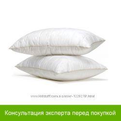Подушки для сна. Консультация эксперта в домашнем текстиле.