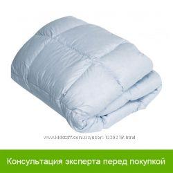 Одеяла зимние и демисезонные. Консультация эксперта.