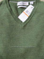 Шерстяной свитер от Calvin Klein
