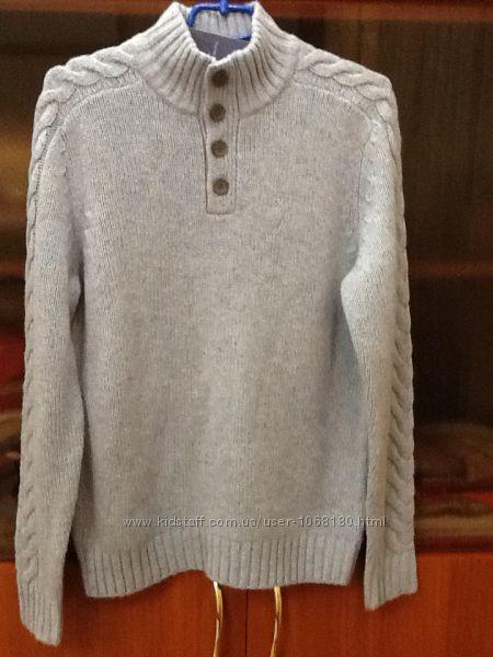 Шерстяной свитер от Nautica