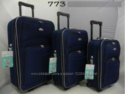Чемодан дорожный сумка Poland 68x46x28 плюс подарок