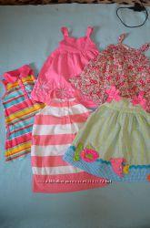 Летние платья и сарафаны, 1-4 года
