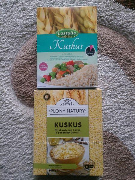 Макароны Barilla, Pastani, Combino, рис Басмати, кус-кус