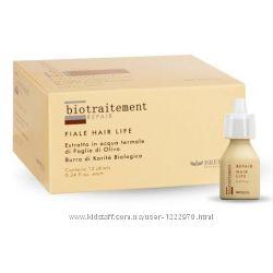 Лосьон для восстановления волос Жизнь волос 12х10 Brelil  BIO TRAITEMENT
