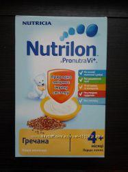 Молочная детская каша Milupa, Nutrilon , Bebi Premium