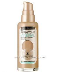 Тональный крем Maybelline Affinitone Mineral