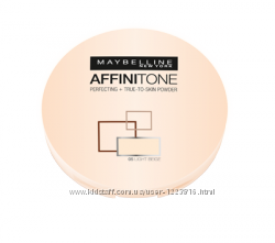 Пудра Maybelline Affinitone