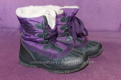 Деми ботинки для девочки 30р.