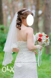 Продам свадебное платье - визитку Невесты