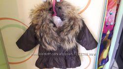 стильная куртка на запах с шикарным воротником H&M