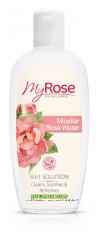 Мицеллярная розовая вода, My Rose