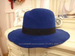 Шляпа федора Maison Michel
