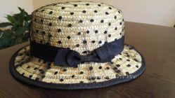 Летняя милая шляпка