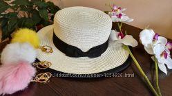 Летняя шляпка шляпка пляж
