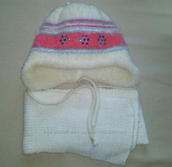 Теплые зимние комплекты для девочек разные цвета распродажа