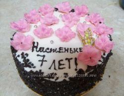 Торт на День Рождения под Заказ, Киев