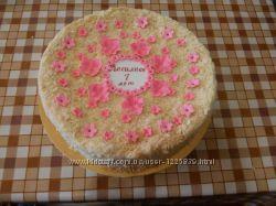 Домашний торт Наполеон на заказ