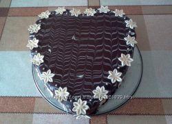 Шоколадный торт Мокамбо