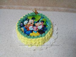 Детский торт Микки Маус на заказ