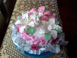 Свадебные мини-тортики на заказ