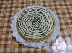 Торт Эстерхази на заказ в Киеве