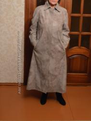 Серенький плащик на весну 50 р