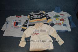 регланы, свитера на мальчика 2-3-4 года