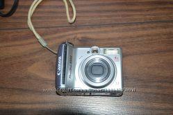 Цифровой фотоаппарат Canon PowerShot А550