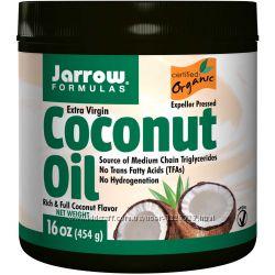 Органическое кокосовое масло первого отжима, 473 г