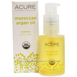 Сертифицированное, органическое, марокканское аргановое масло